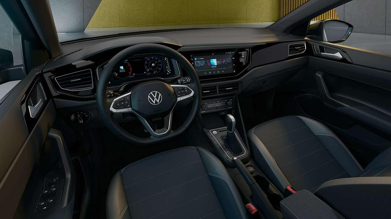 Салон Volkswagen Nivus