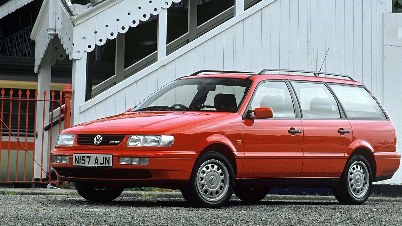 Универсал Volkswagen Passat B4