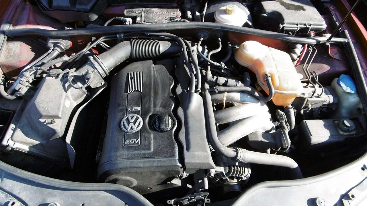 1,8-литровый мотор B5/B5+
