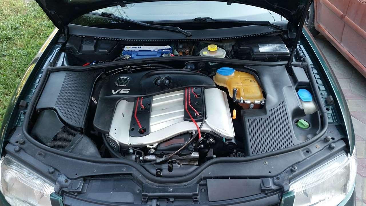 Мотор Пассата VR5