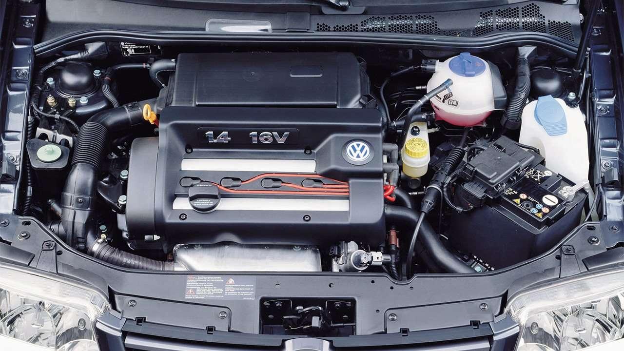 1,4-литровый двигатель Polo III