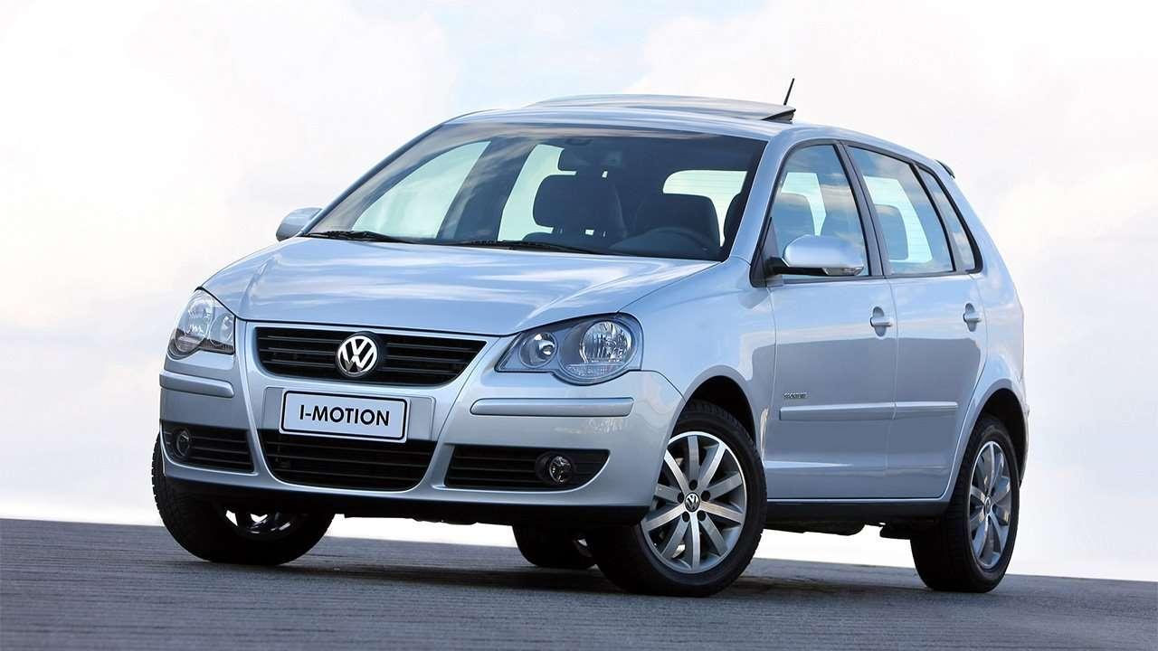 Рестайлинг четвертого Volkswagen Polo