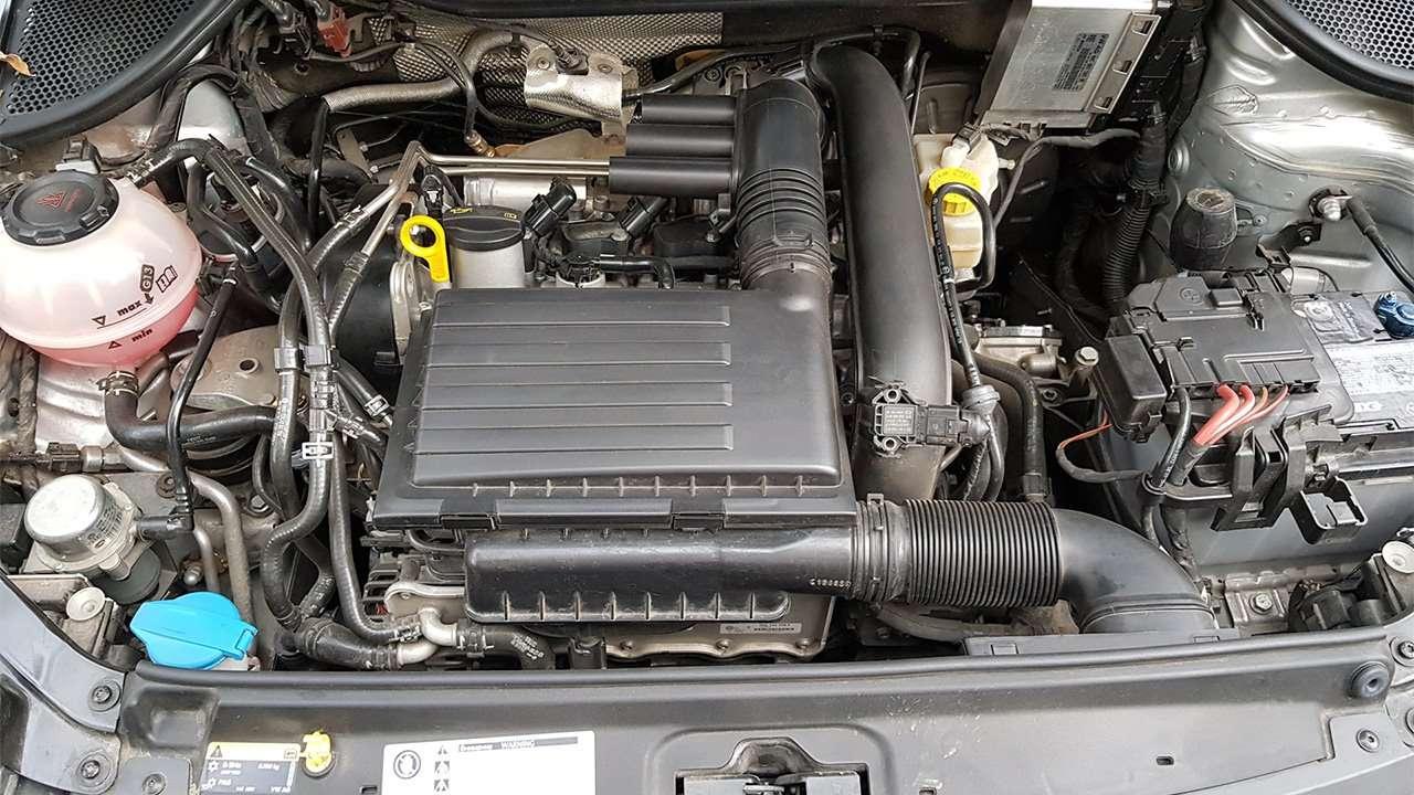 1,4-литровый двигатель Polo