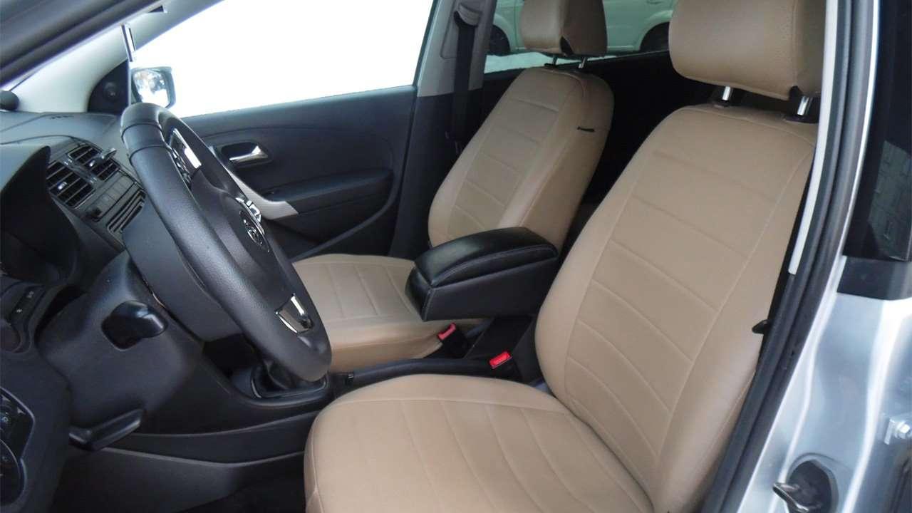 Передние сиденья Polo Sedan