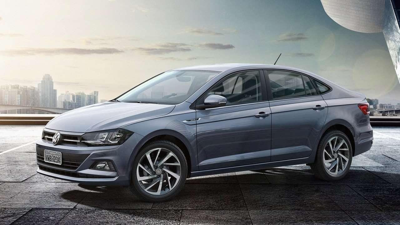 Новый Volkswagen Virtus