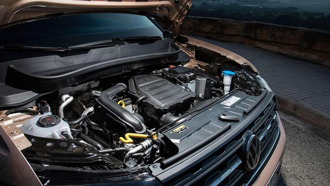 Двигатель Т-Кросса 2019-2020