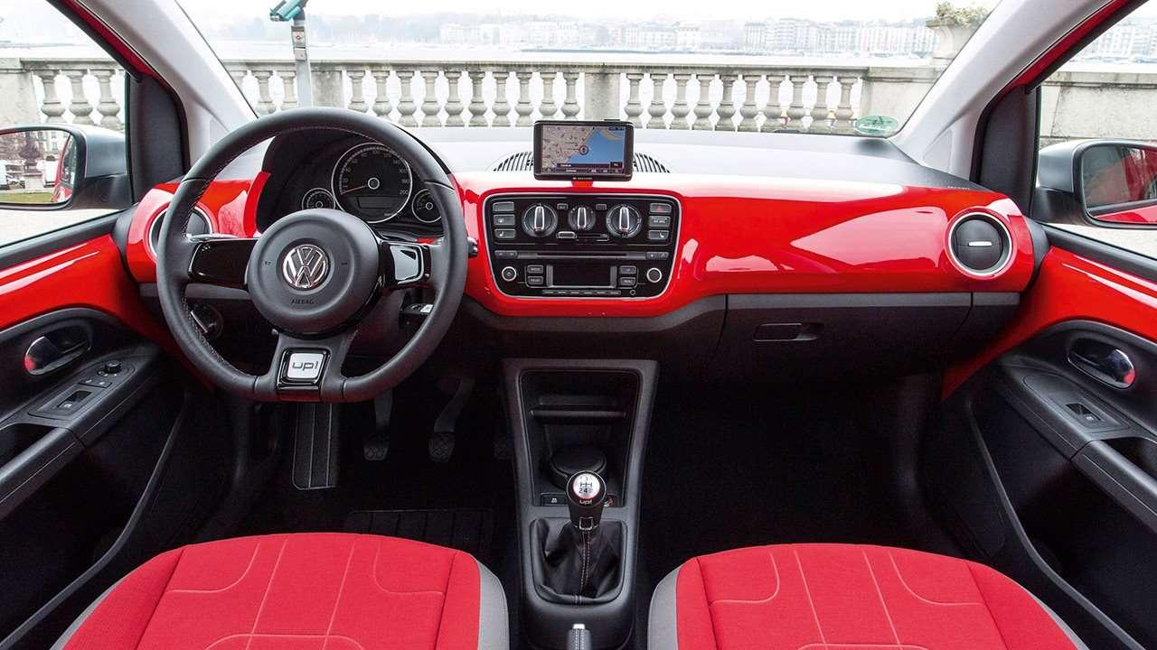 салон Volkswagen up! 2016