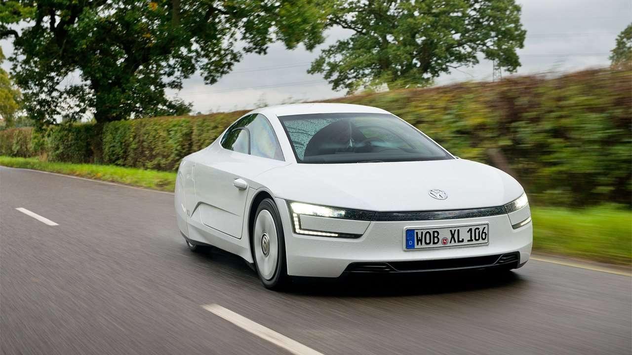 Фото Volkswagen XL1 спереди