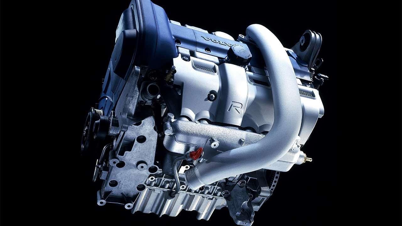 Мотор Volvo XC90 T5